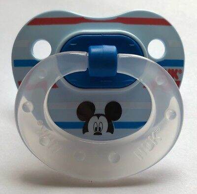 Reborn Baby Doll Disney Mickey Mouse NUK Magnetic Pacifier/Dummy for Boy