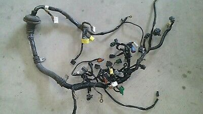 engine wiring harness mazda 93-95 rx-7 5 sd fd3s #n3a1-