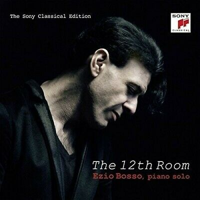 Ezio Bosso - The 12Th Room, Piano Solo   2 Cd Neu