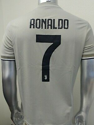 buy popular 76017 b8665 RONALDO #7 JUVENTUS Away Soccer Jersey Serie A 18/19 - FREE SHIPPING FROM  USA