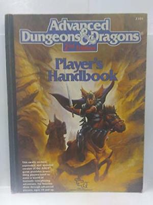 """Advanced Dungeons & Dragons Player's Handbook, 2nd Edition by  Cook, David """"Zeb"""""""