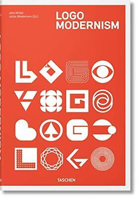 Logo Modernism (English, French and German Edition) by Müller, Jens