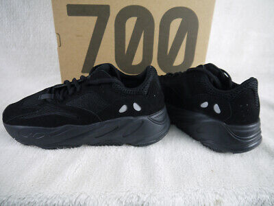 36567e58 Adidas Yeezy Boost 700 Wave Runner Black B75573 Men's Limited Edition Size  8.5