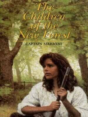 The children of the New Forest by Frederick Marryat (Paperback / softback)