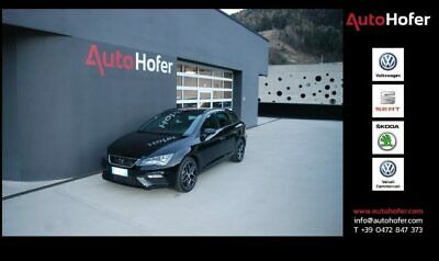 SEAT Leon 2.0 TDI ST FR Full LED Camera DCC Navi
