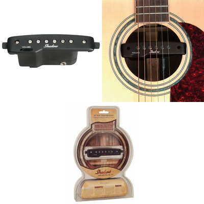 Shadow Acoustic Guitar for Active Soundhole Pickup with Humbucker/Double Coil -