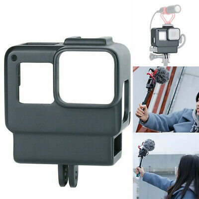 Protective Housing Case Shell Vlogging Frame Accessories for GoPro 7 6 5 NEW