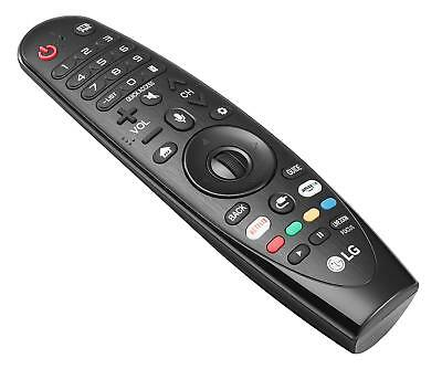 LG AN-MR18BA Magic Remote Control w/ Voice Control For LG TVs 2018 Model