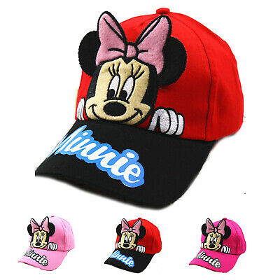 Kids Boys Girl Mickey Mouse Baseball Cap Hip-Hop Sport Adjustable Snapbacks  Hats 248f698f8ec2