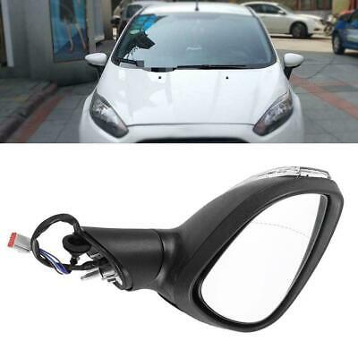 Left Electric Complete Wing Door Rear View Mirror For Ford Fiesta MK7 08-2012