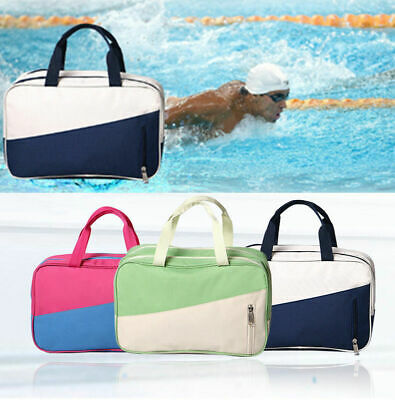 Waterproof Swim Bag Wet Dry Separation Beach Holder Large Shower Bag Charm