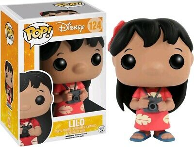 Vinyl--Lilo /& Stitch Pop Vinyl RS Lilo in Hula Skirt US Exclusive Pop