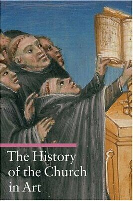 The History of the Church in Art (Guide to Imagery), Giorgi 9780892369362 New+=
