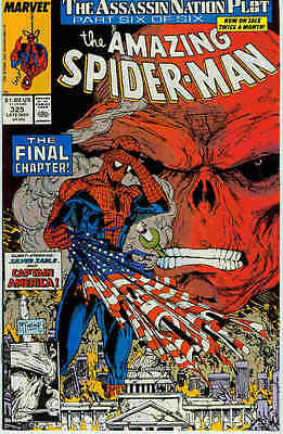 Amazing Spiderman # 325 (Todd McFarlane) (USA,1989)