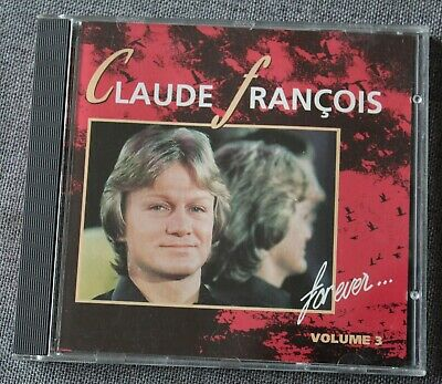Claude François, for ever volume 3 - best of, CD