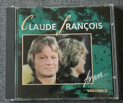Claude François, for ever volume 2 - best of, CD