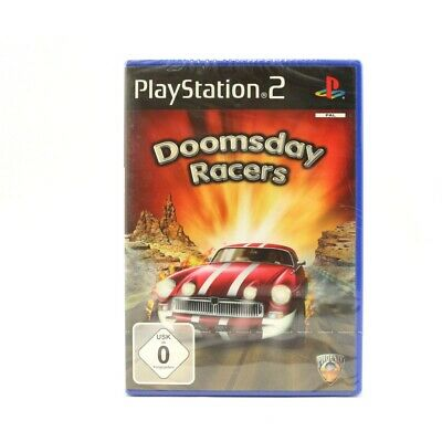 PS2 / Sony Playstation 2 game - Doomsday Racers GER EN/GER NEW & BOXED