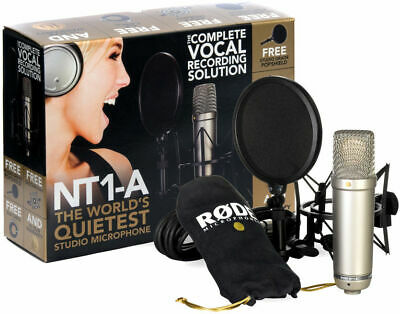 RODE NT 1 A COMPLETE VOCAL RECORDING SOLUTION - B-Stock