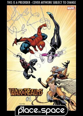 (Wk14) War Of The Realms #1N - Ottley Variant - Preorder 3Rd Apr