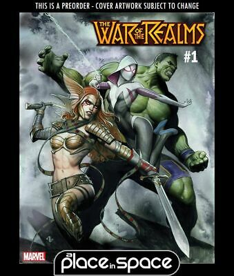 (Wk14) War Of The Realms #1H - Granov Variant - Preorder 3Rd Apr