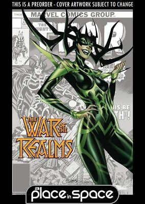 (Wk14) War Of The Realms #1B - Js Campbell Variant - Preorder 3Rd Apr