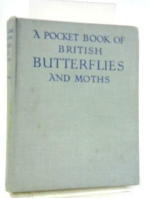 A Pocket-book of British Butterflies Moths & Other Winged Insects (ID:62612)