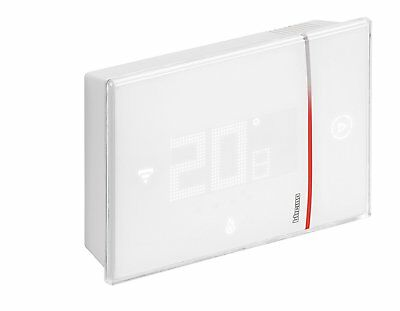 BTicino smarther SX8000Connected Thermostat with Built-In WiFi, White, Professi