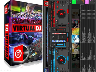 Virtual Dj PRO 8.3 For windows7/8/8.1 **portable** Download Link****