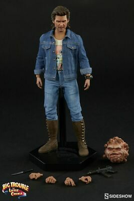 """1:6 Scale Figures--Big Trouble in Little China - Jack Burton 12"""" 1:6 Scale Ac..."""