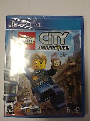 Playstation 4 Lego City Undercover Brand New Still Sealed Ps4