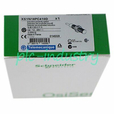 1PC  New Schneider photoelectric switch XS1N18PC410D
