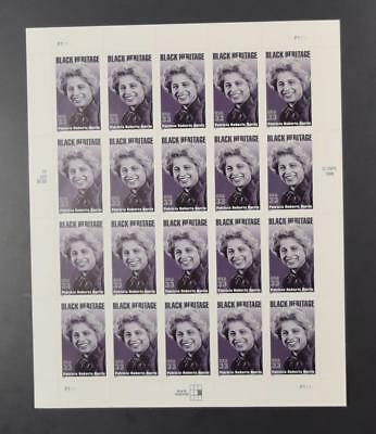 Us Scott 3371 Pane Of 20 Patricia Roberts Harris Stamps 33 Cent Face Mnh