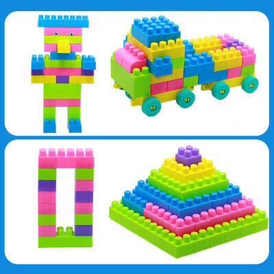 Kids Building Blocks Baby Pre-School Building Blocks Bricks Toy Various Gift