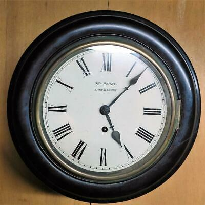 8 inch fusee dial clock