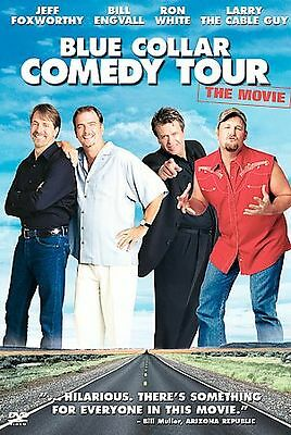 Blue Collar Comedy Tour: The Movie (DVD, 2003) DISC IS MINT