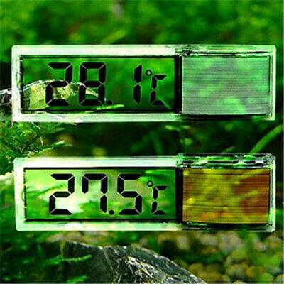 Digital LCD Fish Tank Aquarium Marine Water Thermometer Temperature Tool