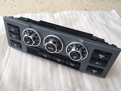 Range Rover L322 Heater AC Control Panel  from 2006