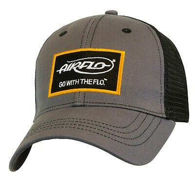 Airflo New 2019 Range Baseball Caps Fly Fishing Hats Adjustable Fastenings