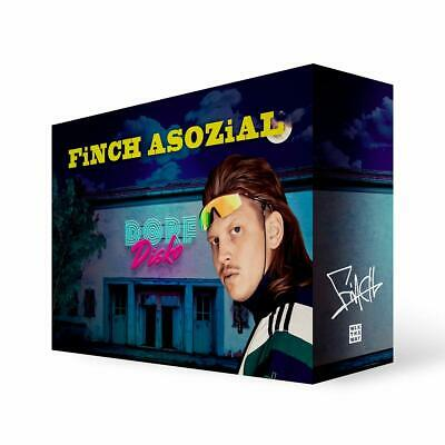 Finch Asozial - Dorfdisko (Ltd. Fan Box)(2019) 3CD | NEU&OVP