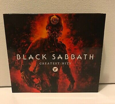 Black Sabbath – Greatest Hits Collection Music 2CD, 2016, Opened