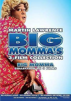 Big Momma's 3-Film Collection Used - Very Good Dvd