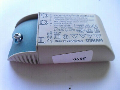 HTM 105/230-240 Halotronic OSRAM Electronic transformer for halogen lamps