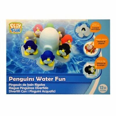 Badspeelgoed Pinguins Water Fun