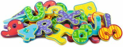Nuby BATH LETTERS AND NUMBERS Tub Activity Toy Toddler/Child ABC & 123 BN