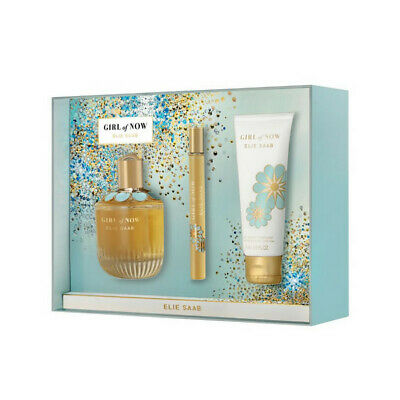 Parfumset voor Dames Girl Of Now Elie Saab (3 pcs)