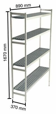 Shelf for Cold Rooms, 1180 MM