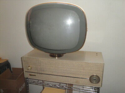 Vintage 1959  Philco Predicta Television Space Age Mid Mod Buy Now For $299 Obo