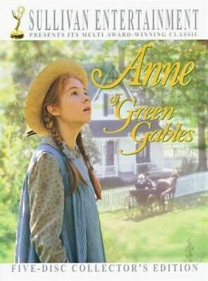Anne of Green Gables Collectors Edition 5 DVD Box Set Brand New Fast Shipping US