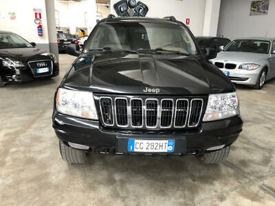 Jeep Grand Cherokee 2.7 CRD cat Limited LX