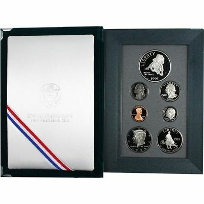 1995 US Mint Civil War Prestige Proof Coin Set - GEM FDC Coins - Sought After